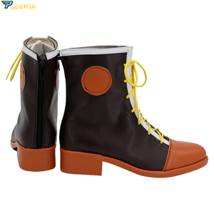 Image 5 - Anime Servamp Orange Cosplay Shoes Boots