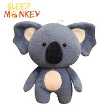 Wholesale Plush Stuffed Toy Cute Baby Koala Plush Toy cheap TV Movie Character Polyester Stuffed Plush Animals