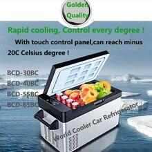 40л автомобильный холодильник, автомобильный морозильник, охладитель AC/DC12V24V, портативный мини-холодильник, компрессор, автомобильный холодильник, автомобильный холодильник для 4x4Camping