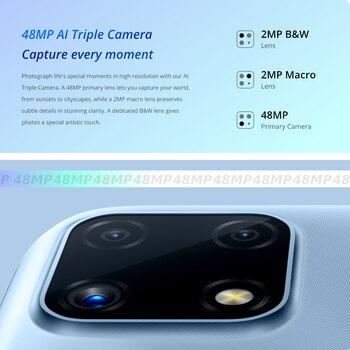 Смартфон realme C25, 4 + 64 ГБ 4