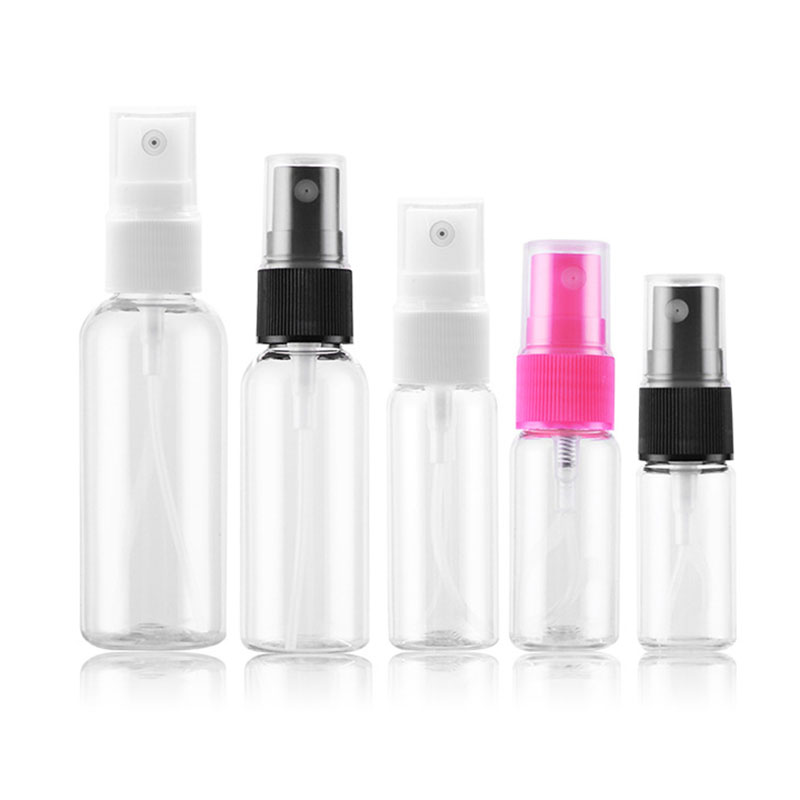 <font><b>Spray</b></font> <font><b>Bottle</b></font> perfume atomizer empty cosmetic containers Set Makeup Liquid Container Refillable atomizer perfume Travel container image