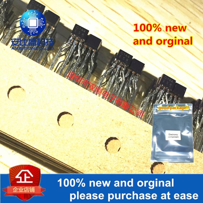 20pcs 100% New And Orginal DTC144ES DTC144ESA C144 DTC144 TO-92 In Stock