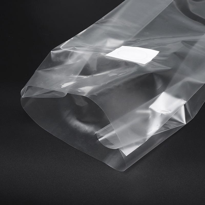 50Pcs 10x20 Inch PVC Mushroom Spawn Grow Bag Substrate Hight Temp Pre Sealable Garden Supplies Grow Bags