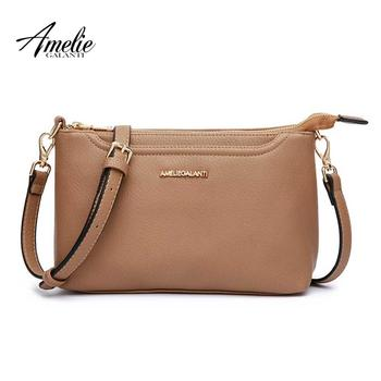 AMELIE GALANTI crossbody bags for women AMELIE's hot sale classic style ladylike temperament Small volume and large capacity фото