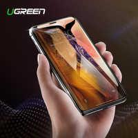 Ugreen protecteur d'écran pour iPhone Xs X 8 7 6 verre trempé sur iPhone 7 6 0.33mm verre de protection pour iPhone X protecteur d'écran