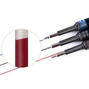 Image 3 - Pentel recharge dénergie, 9 pièces, LRN5 LRN4, 0.5/0.4mm pour BLN75/BLN105, fournitures de papeterie pour les étudiants