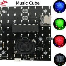 Elektronische Kit Spectrum Licht