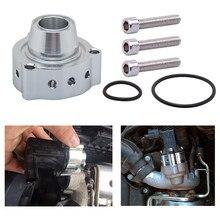 Bov adapter Auto turbo dump Blow Off ventil Adapter für audi A3 S3 TT sitz vw GOLF 1,8 t 2,0 t 710d VAG Bsi TFSi