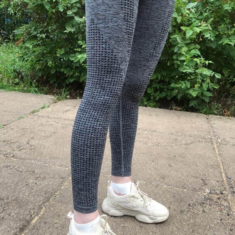Hd1008224ab474435b103981c5d8fc379S Kaminsky 14 Colors High Waist Seamless Leggings For Women Solid Push Up Leggins Athletic Sweat Pants Sportswear Fitness Leggings