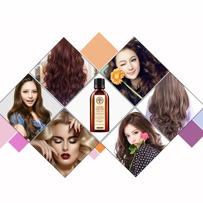 Hair Care Essential Oil Moisturizing Anti-Drying Repair Damaged Hair Quality Leave-In Conditioner 2