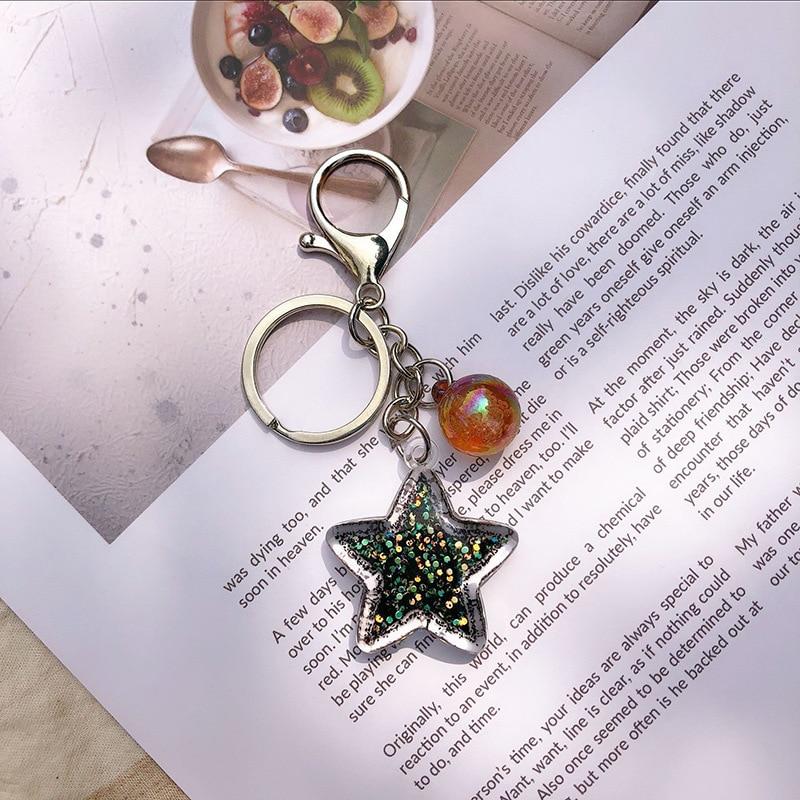 starfish fishbone /& pearl charm necklace Seahorse