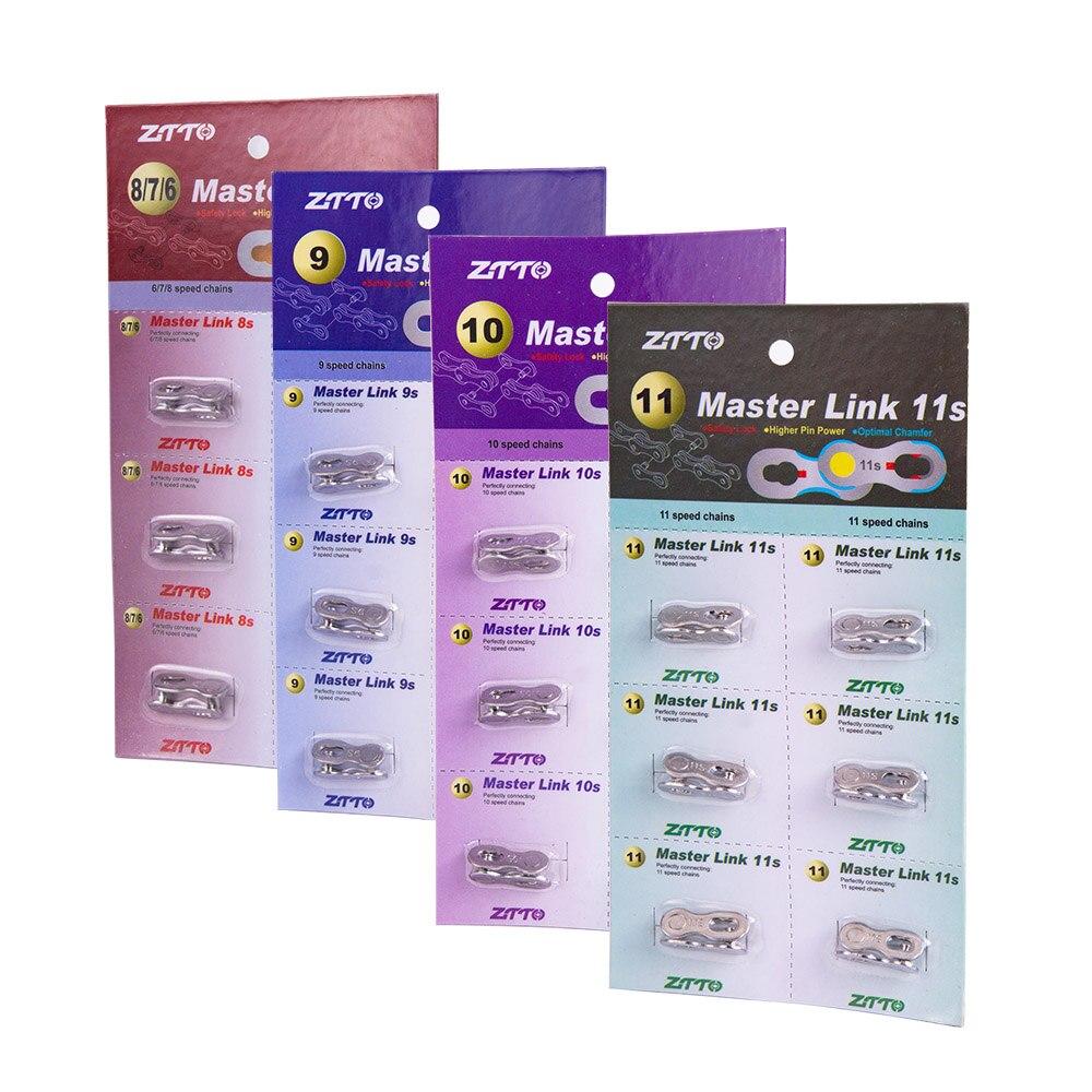 Велосипедная цепь Master Link 11 Speed 10 Missing Link 8s 9s цепь Quick Link 10s 11s серебряное золото подходит для MTB дорожного велосипеда 1 пара хит продаж