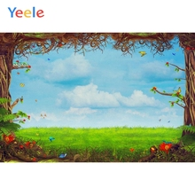 Dreamy Forest Backdrop Newborn Baby Shower Kids Birthday Party Photography Background For Photo Studio Photocall Photophone