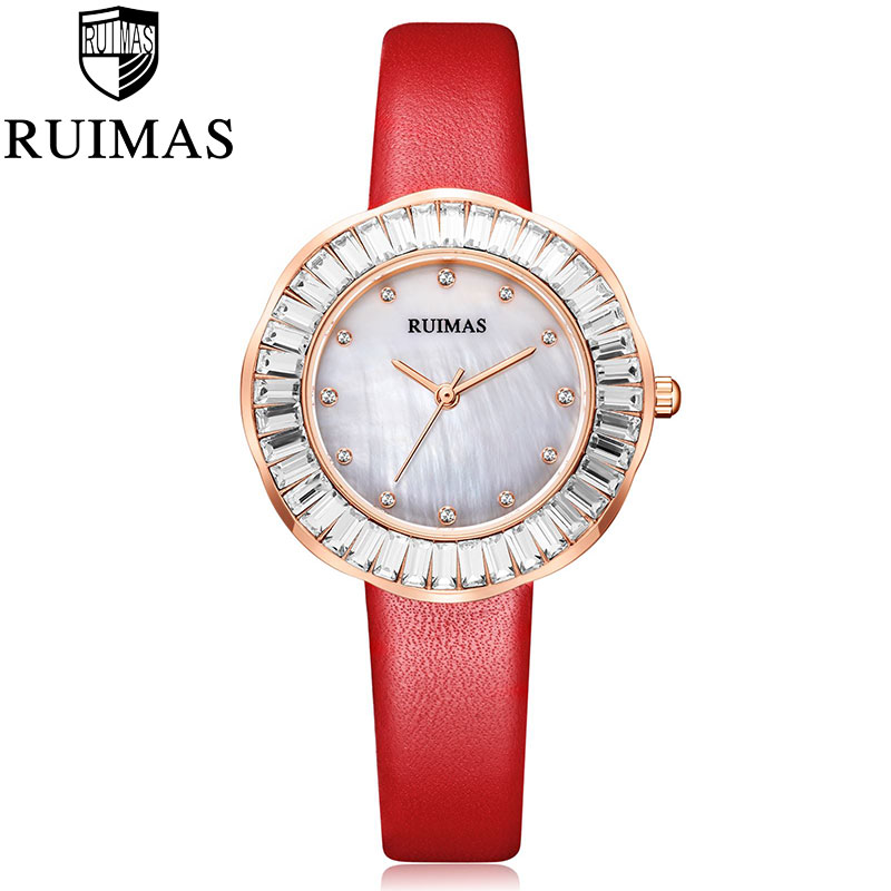 Fashion Luxury Brand Women Quartz Watch Creative Thin Ladies Wrist Watch For Montre Femme 2019 Female Clock relogio feminino|Women's Watches| |  - title=
