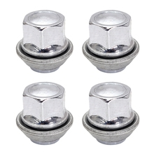 4pcs M12x1.5 Replacement Wheel Nuts Alloy 19mm FOR Ford /C MAX /CORTINA /FOCUS Chrom