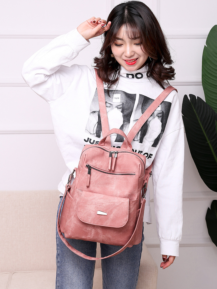 Backpack Shoulder-Bag School-Teenagers Girls Mochila-Feminina Women Vintage