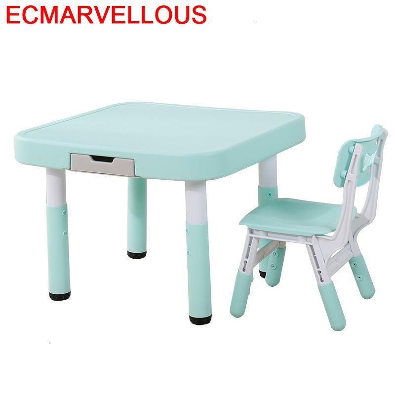 Toddler Tavolino Pupitre Tavolo Bambini Mesinha Infantil Child Kindergarten Bureau Enfant Kinder For Kids Study Children Table