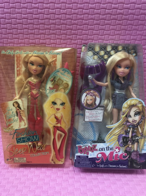 BRATZ Baez Dolls, Wig Dolls Can Make Up Dolls, Girls Love Dolls. Birthday Present!