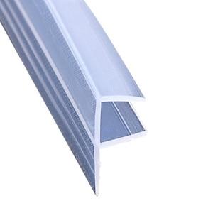 Image 2 - 2 mét/lô Mở Rộng F/H bằng Silicone cao su tắm Cửa Cửa sổ kính cường lực Dải weatherstrip dành cho 6/ 8/10/12mm Kính