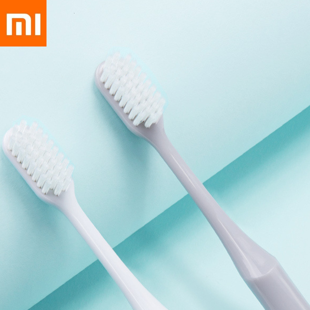 2019Xiaomi Dr B Toothbrush Lovers Business Portable Toothbrush Xiomi Better Brush For Men Women Kid Daily Cleaning Green Edition image