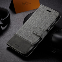 Magnet Leather Case For Huawei