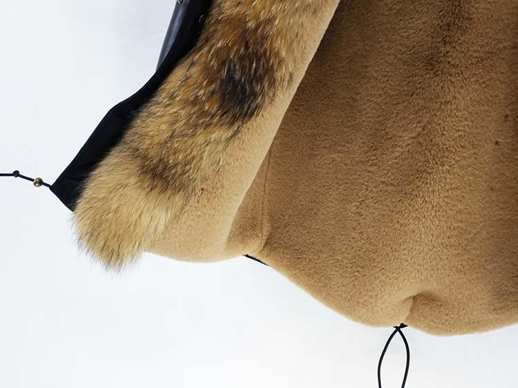 Jacket OFTBUY Parka Coat 46