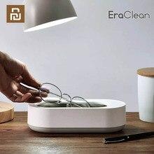 YouPin EraClean אולטרסאונד ניקוי מכונת 360 ° סטריאו ניקוי 45000Hz גבוהה תדר רטט עבור ניקוי משקפיים