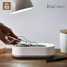 YouPin EraClean Ultrasonic Cleaning Machine 360° Stereo Cleaning 45000Hz High Frequency Vibration For Cleaning Glasses