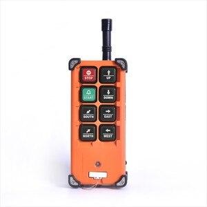 Image 5 - La velocità senza fili industriale f21 e1b 8 abbottona il telecomando F21 E1B della gru (1 trasmettitore + 1 ricevitore) per la gru