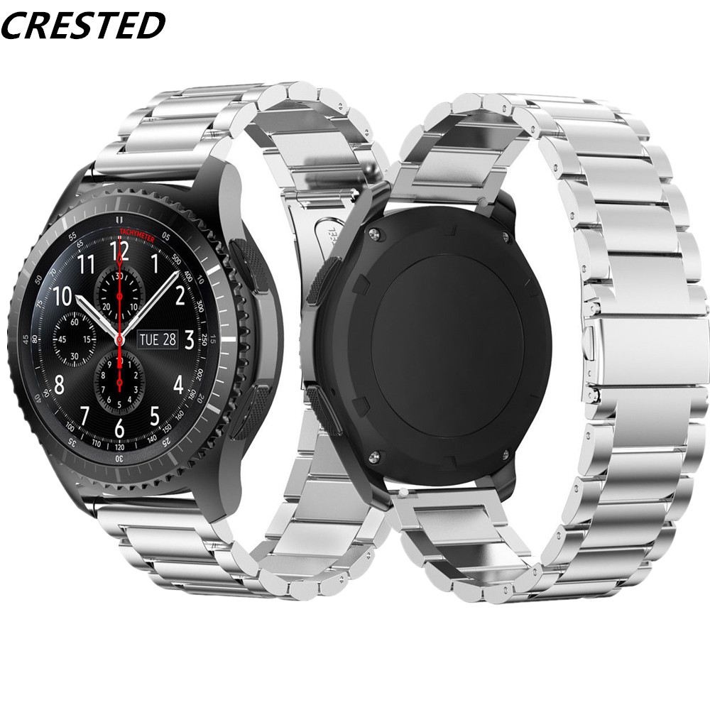 Gear S3 Frontier Strap For Samsung Galaxy Watch 46mm/42mm/active 2 20mm 22mm Watch Band Huawei Watch Gt Amazfit Bip Strap