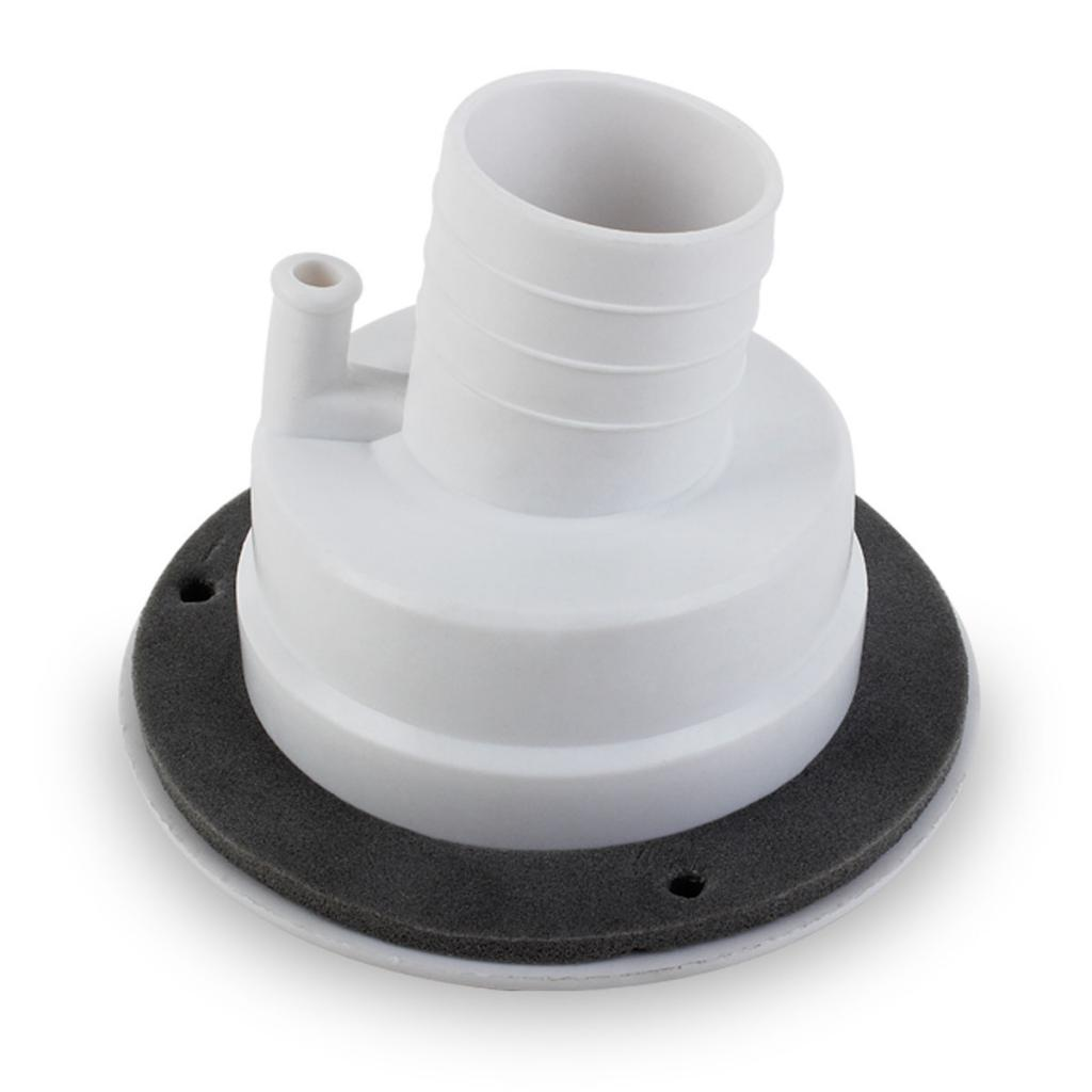 Fresh water inlet locakable cap supplied with two keys suitable for most fresh water inlets on motorhomes caravans and boats