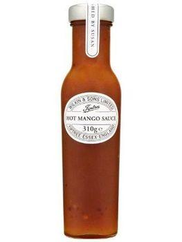 Tiptree Hot Mango Sauce 310 g (Pack of 6)