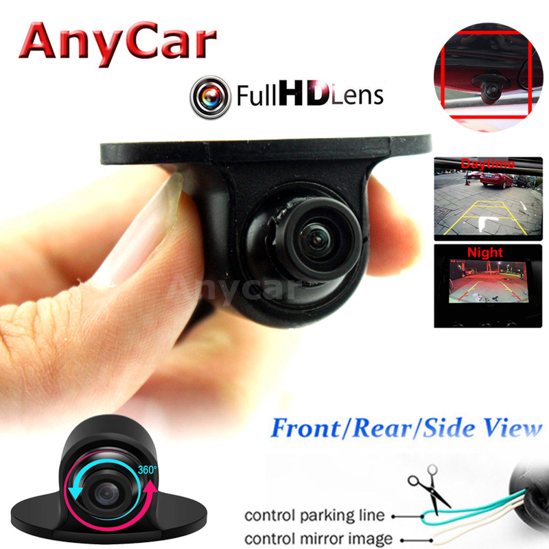 Car Mini Front   Side   Rear View Camera HD Night Vision Rear View Camera Front Camera Front View Side Reversing Backup Camera
