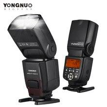 YONGNUO YN565EX III فلاش Speedlite اللاسلكية TTL الرقيق فلاش Speedlite لكانون DSLR كاميرا ث/GN58 نظام إعادة تدوير عالية السرعة