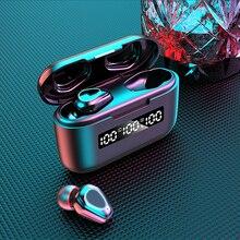 Écouteurs sans fil Bluetooth à commande tactile, TWS, pour Lenovo K12 K6 K10 Note K10 Plus Z6 Legion Pro Lemon K12 Pro Duel