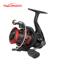 TSURINOYA ST Spinning Fishing Reel  2000 2500 5.2:1 8+1bb 7KG Drag Lightweight Metal Spool Freshwater Carp Fishing Spinning Reel