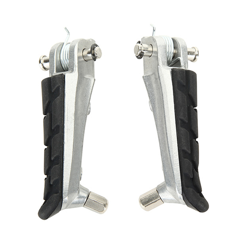 1 Set Motorcycle Front Footrest Pedal Foot Pegs Foot Pegs Pedals For Honda CB250 CBR600F CB600F NC700