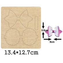 Лук узел головной убор резные штампы оголовье деревянные процесс