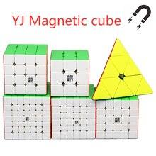 Yj V2M 7x7x7 manyetik sihirli hız küpü 3x3 4x4 5x5 6x6 cubo magico profesyonel mıknatıslar bulmaca sihirli küpler eğitici oyuncaklar Yj V2M 7x7x7 Magnetic Magic Speed Cube 3x3 4x4 magic cubes küp 3x3 zeka küpü