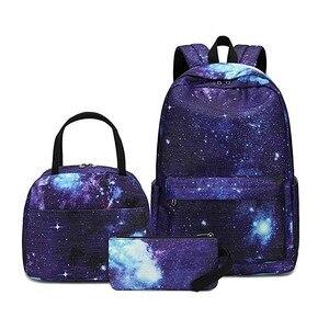 Fashion School Backpack Set Gi