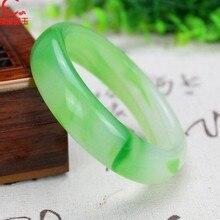 Красивый женский браслет китайский цветок ручной резной браслет 57-65 мм KYY8906