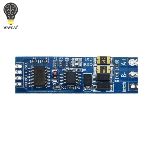 Image 2 - TTL Turn To RS485 Module Hardware Automatic Flow Control Module Serial UART Level Mutual Conversion Power Supply Module 3.3V 5V