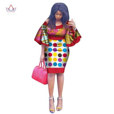 Купить новая африканская сторона платья для женщин лето бразилия макси