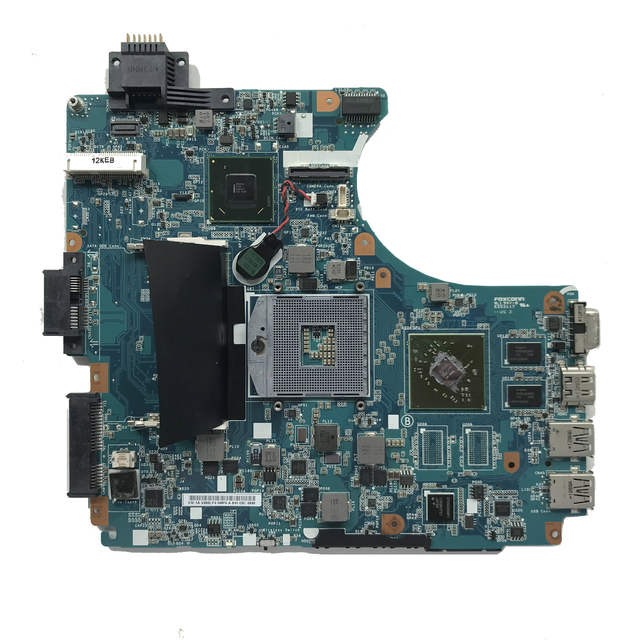 for Sony MBX-240 Laptop Motherboard 1P-0113J01-8011 Mainboard with Graphic Card