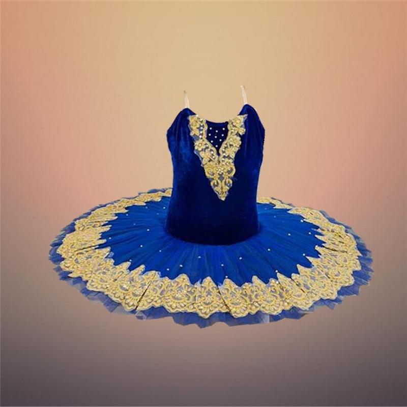 Luminous Led Light Professional Ballet Tutu Black Swan Lake Adult Kids Ballet Dance Costume Girls Women Ballerina Dress Party