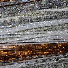 10pcs/lot 5mm x 1000mm Abalone White Pearl Tiger Stripe Celluloid Strips Guitar Binding Purfling Edging 10pcs zirconium bar rod grade 702 as per astm b550 r60702 35mm diameter x 1000mm