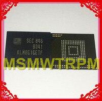 KLM8G1GETF-B041 BGA153Ball EMMC 8 GB Memória Do Telemóvel original Novo e Em Segunda Mão 100% Testado OK
