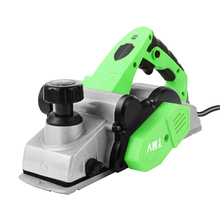 Planing Electric Hand-Planer Power-Tool Woodworking 2100w-16000rpm Adjustable Cutting