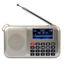 Mini di Energia solare Altoparlante Mp3 Audio Giocatore di Musica con Led Luce Di Emergenza