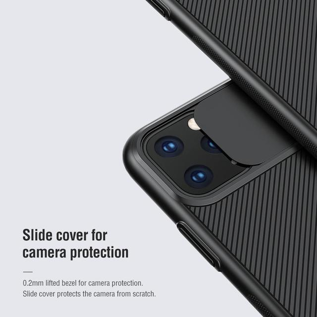 NILLKIN iPhone 11 Pro Max Slide Protect Camera Cover Lens Protection Back Case Cover